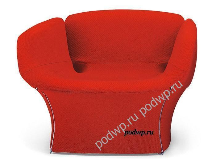 Bloomy Armchair - кресло в гостиную в современном стиле