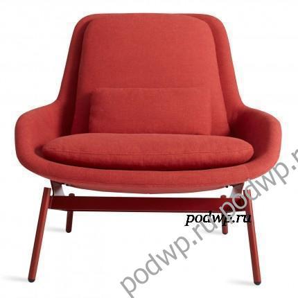 Field Lounge Chair - современные кресла фото