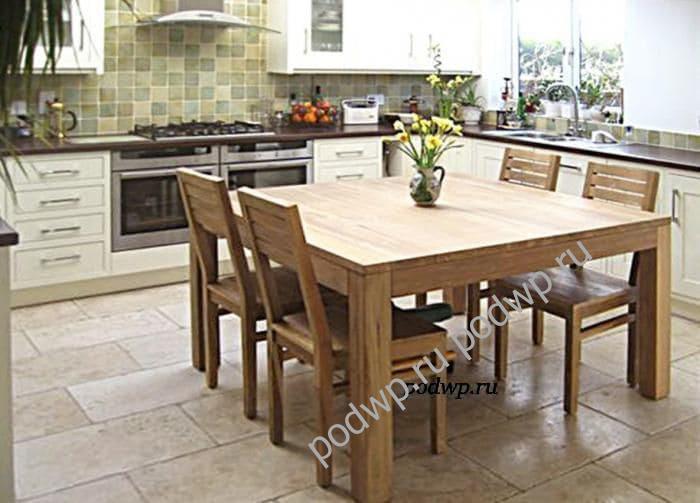 Кухонные и обеденные столы
