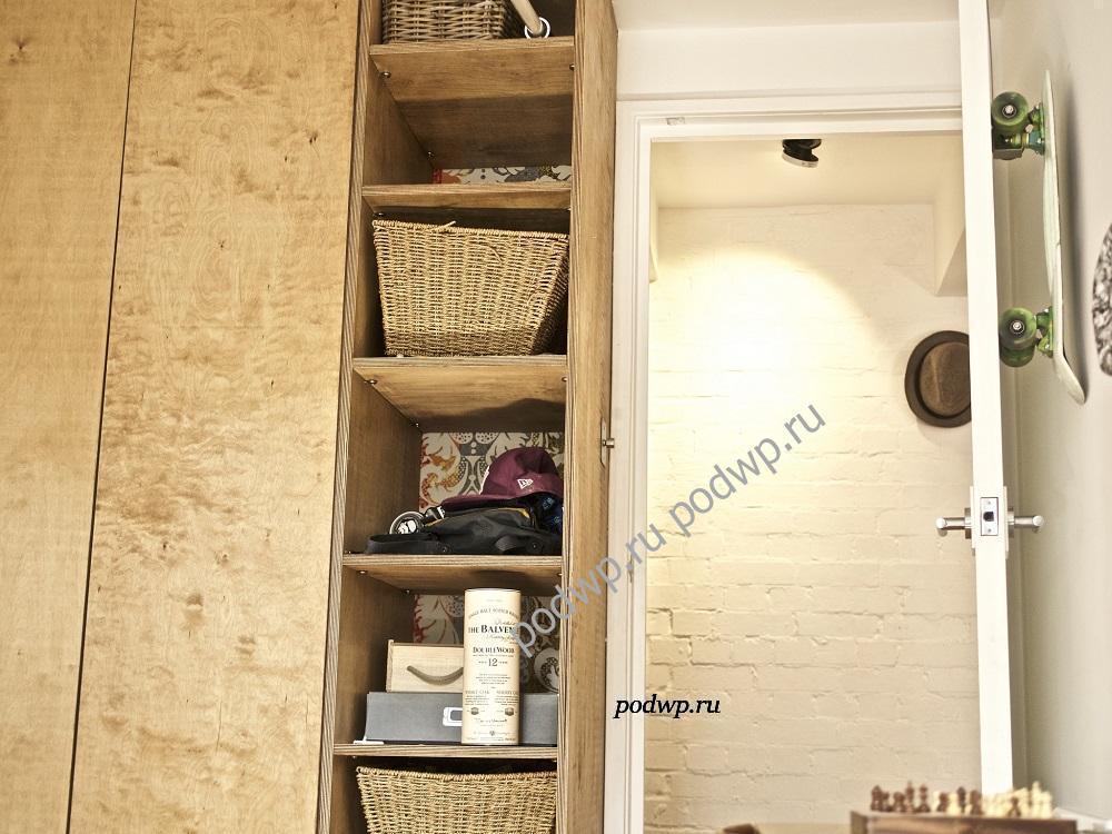 Эксклюзивные шкафы и гардеробные
