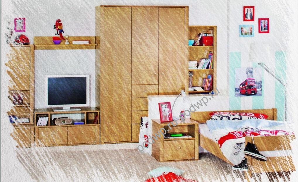Детская комната для всех возрастов