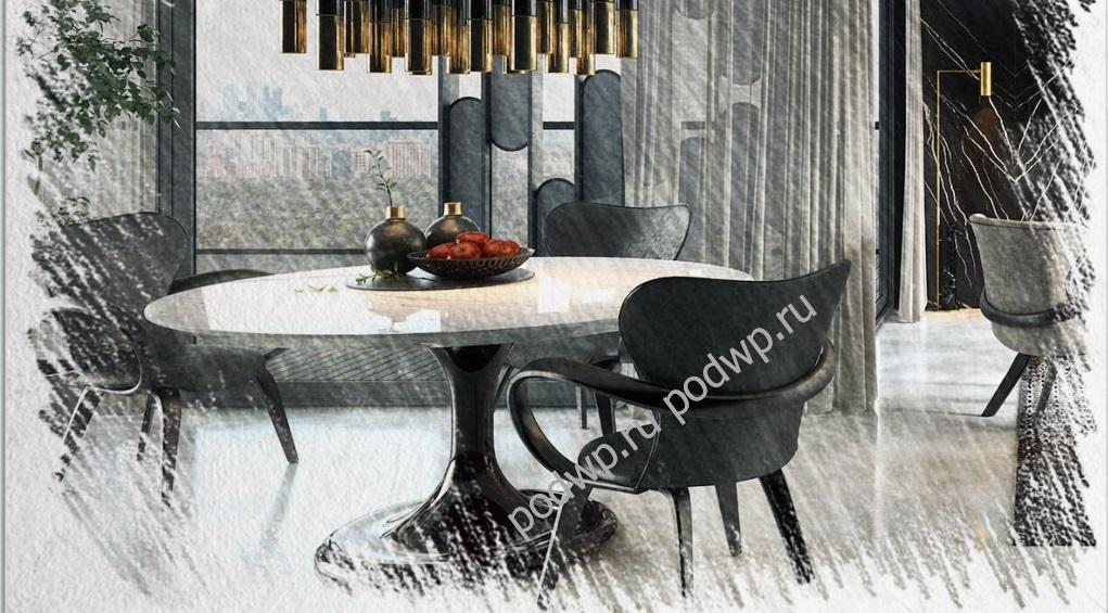 Практичный стол – звезда интерьера!