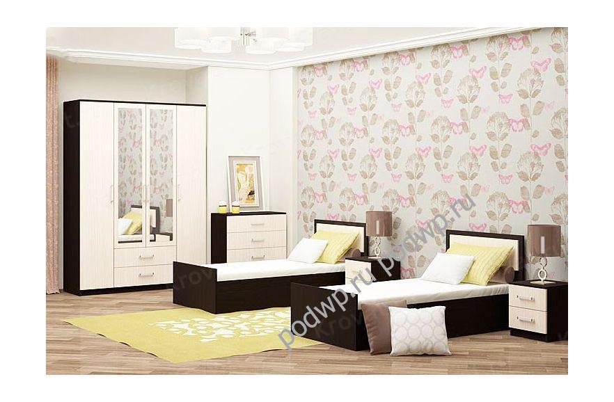 кровать фиеста 90